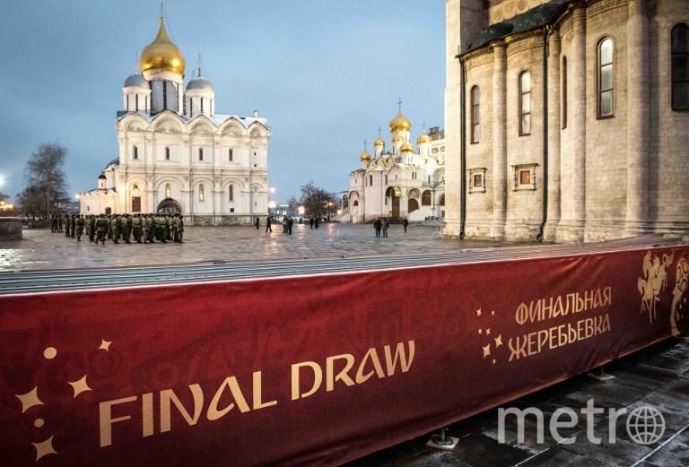 Финальная жеребьёвка чемпионата мира по футболу состоится 1 декабря. Фото AFP
