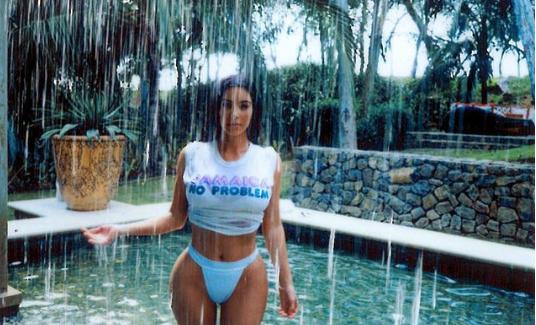 Ким Кардашьян. Фото www.instagram.com/kimkardashian