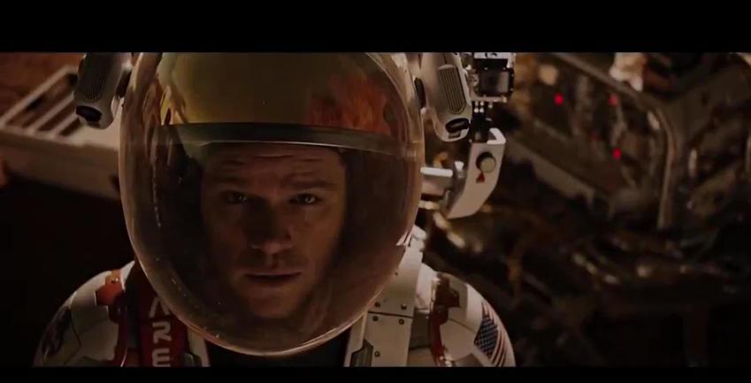 """""""Марсианин"""". Фото Скриншот Youtube"""