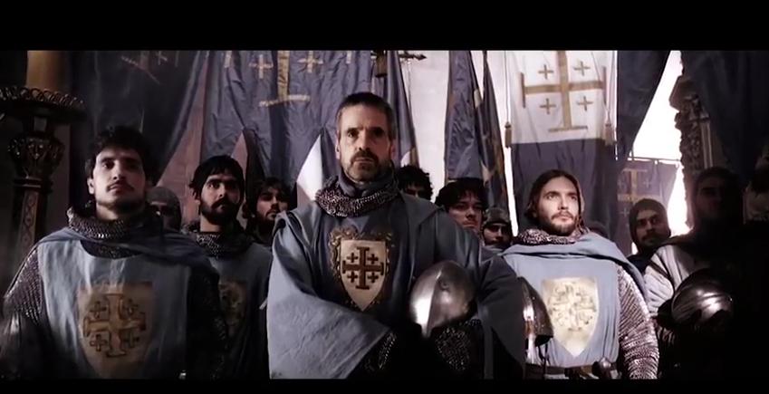 """""""Царство небесное"""". Фото Скриншот Youtube"""