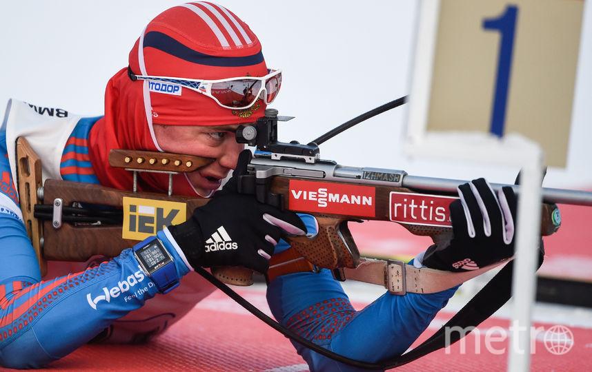 Россиянин Антон Бабиков. Фото Getty