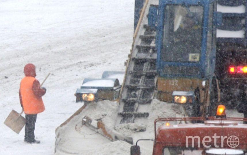 В Петербурге снегопады будут сменяться дождями. Фото Getty