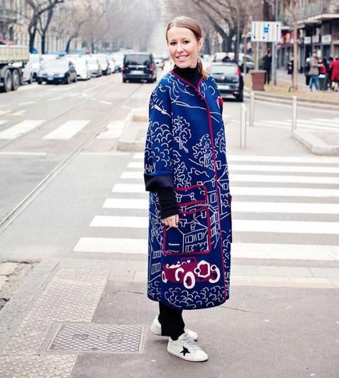 Телеведущая Ксения Собчак. Фото https://www.instagram.com/xenia_sobchak/