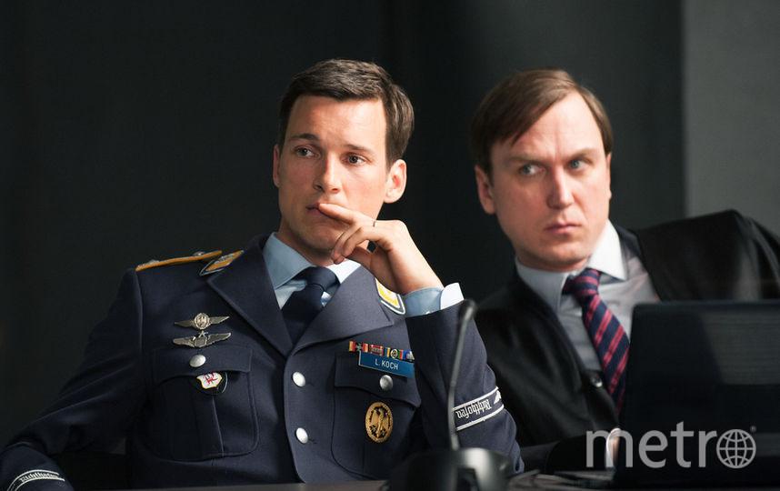 Зрители сами решат судьбу главного героя фильма «Террор – приговор выносите вы». Фото Предоставлено организаторами