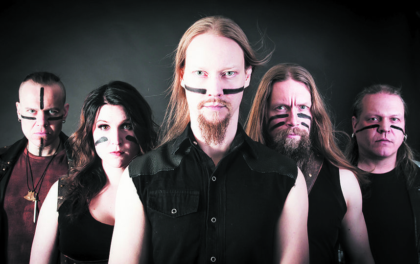 Ensiferum. Фото Предоставлено организаторами