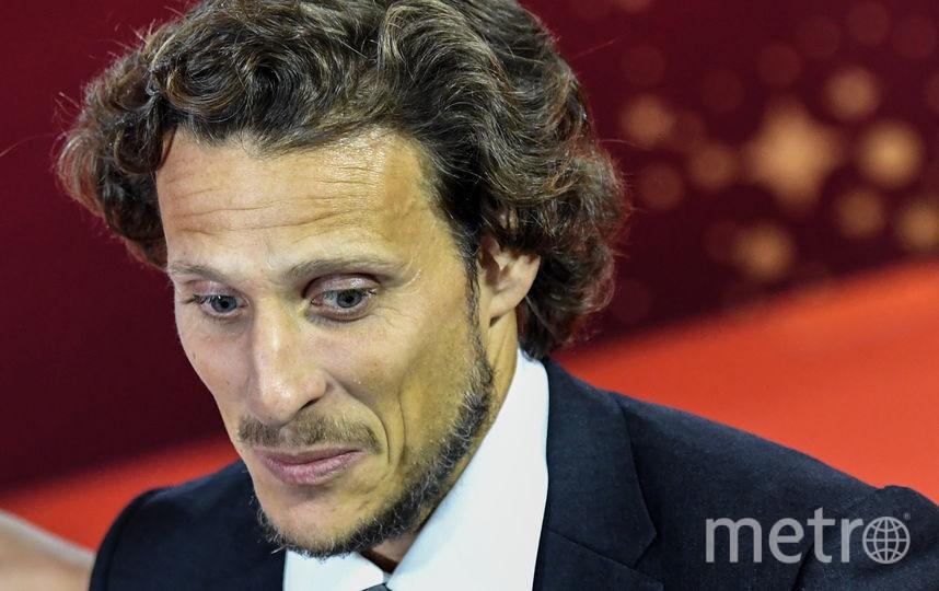 Экс-игрок сборной Уругвая Диего Форлан. Фото AFP