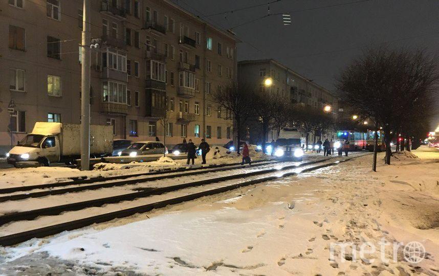 ДТП и ЧП | Санкт-Петербург | vk.com/spb_today. Фото vk.com/spb_today., vk.com