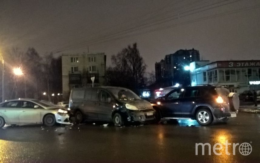 ДТП 1 декабря. Фото ДТП и ЧП | Санкт-Петербург | vk.com/spb_today., vk.com