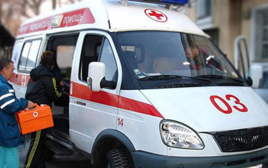 ДТП В Петербурге: перевернулся микроавтобус, погибли четверо. Фото Фотоархив.