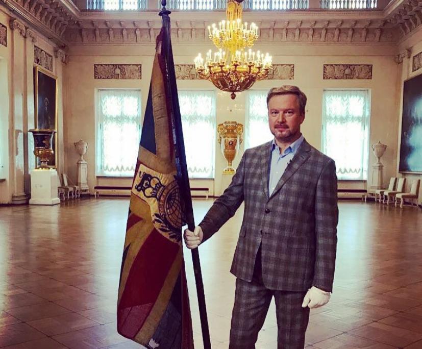 Валдис Пельш, фотоархив. Фото https://www.instagram.com/pelshtv/