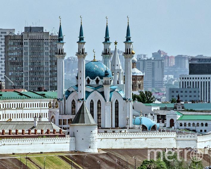 Изучение татарского языка сократили до двух часов в неделю. Фото Алексей Спиридонов