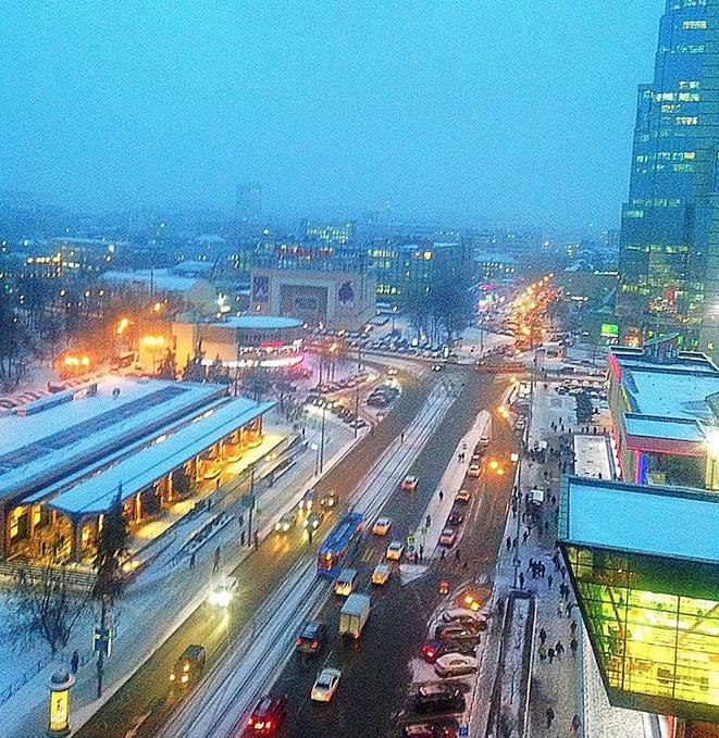 Почти треть месячной нормы осадков выпало в Москве за сутки. Фото Скриншот https://www.instagram.com/sasha_sent/
