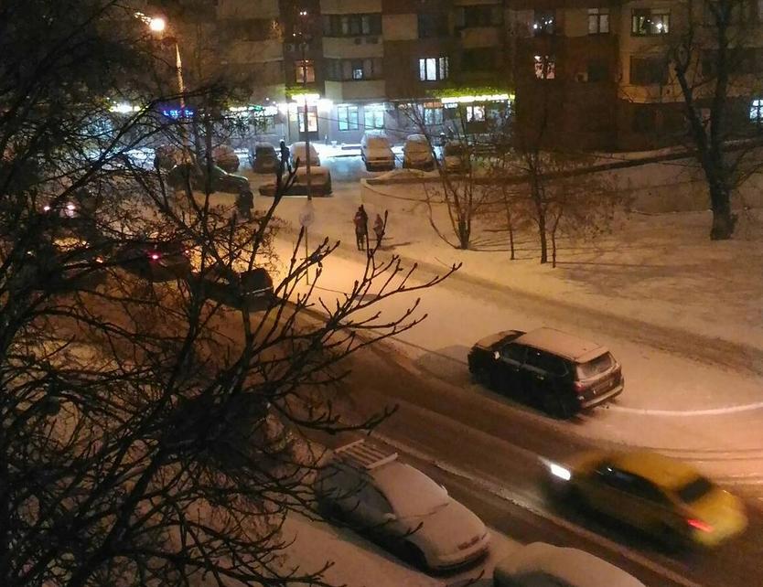 Почти треть месячной нормы осадков выпало в Москве за сутки. Фото Скриншот https://www.instagram.com/irinanuzh/