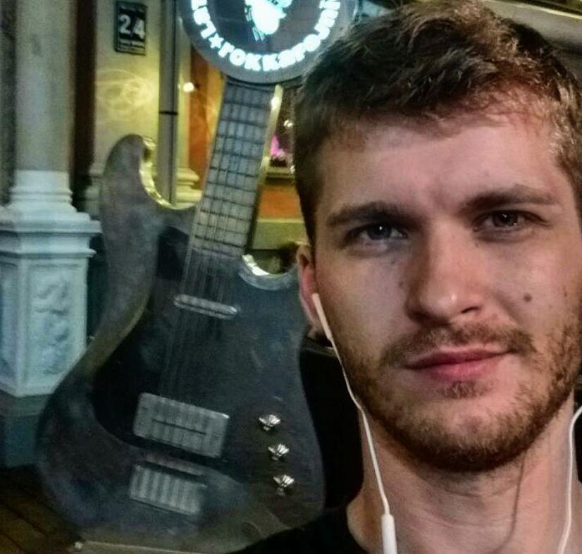 Юлий Миткевич-Далецкий, фотоархив.