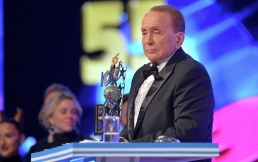 Александр Масляков останется ведущим КВН. Фото РИА Новости