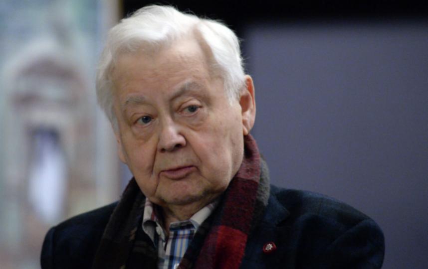 Олег Табаков, фотоархив. Фото РИА Новости