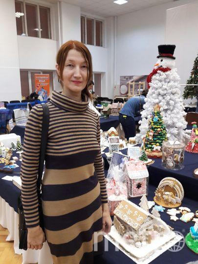 Надежда Никифорова, участница фестиваля.