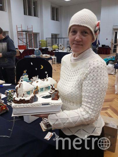 Ольга Виноградова, участница фестиваля.