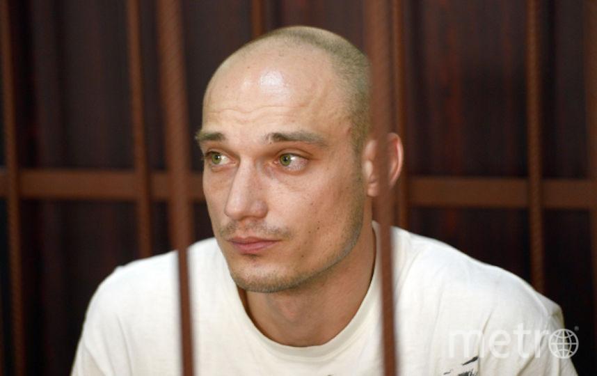 Парашютист Александр Погребов. Фото РИА Новости
