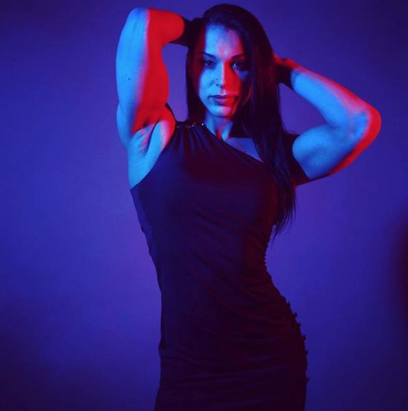 Дарья Мануиленкова. Фото Скриншот Instagram: daryaafa