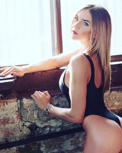 Ксения Богданова. Фото Скриншот Instagram: ksumymay_bogdanova