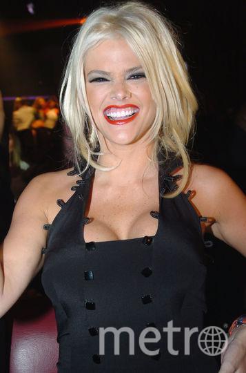 Анна-Николь Смит в 2005 году.