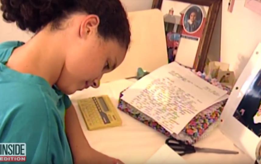 Меган Маркл в детстве. Фото Скриншот Youtube