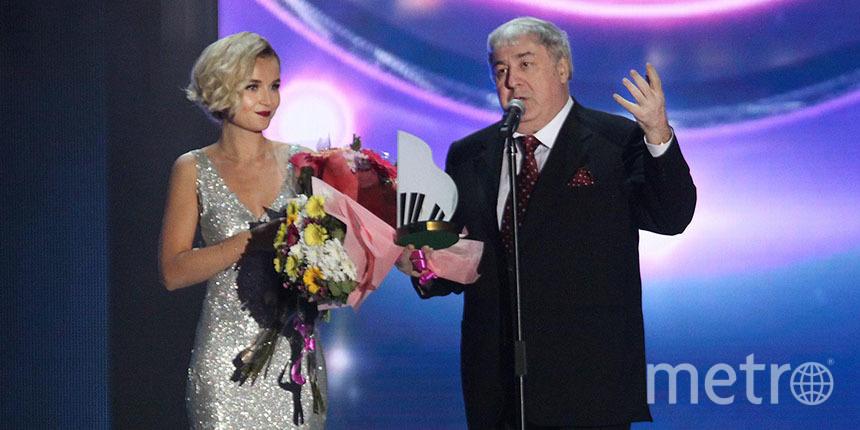 Михаил Гуцериев признан поэтом года.