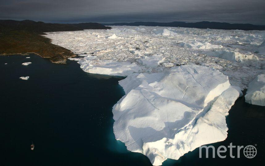 Отколовшийся от Антарктиды огромный айсберг развалился всего за два месяца. Фото Getty