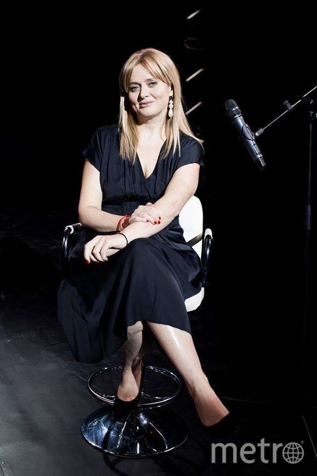Анна Михалкова. Фото Предоставлено организаторами мероприятия.