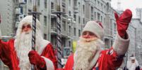 В Петербурге отметили Всемирный день писем Деду Морозу