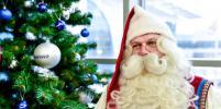 В Петербурге в декабре встретят Санта-Клауса и Деда Мороза