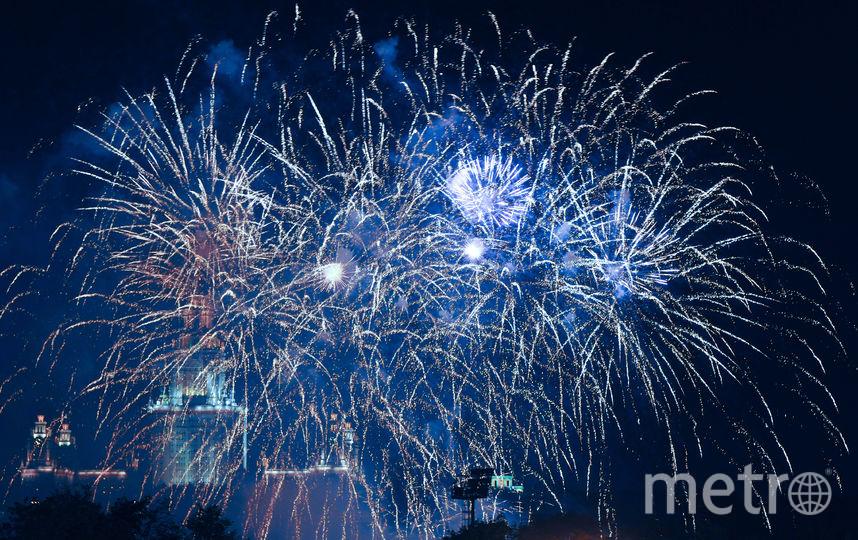 Стало известно, в каких парках запустят праздничные фейерверки. Фото Василий Кузьмичёнок