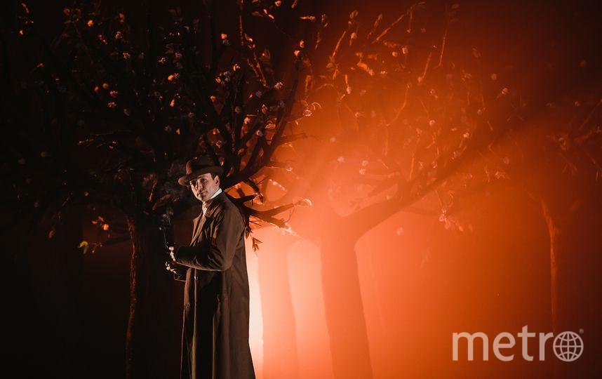 В Московском Губернском театре состоялась премьера спектакля «Вишнёвый сад». Фото Ксения Угольникова