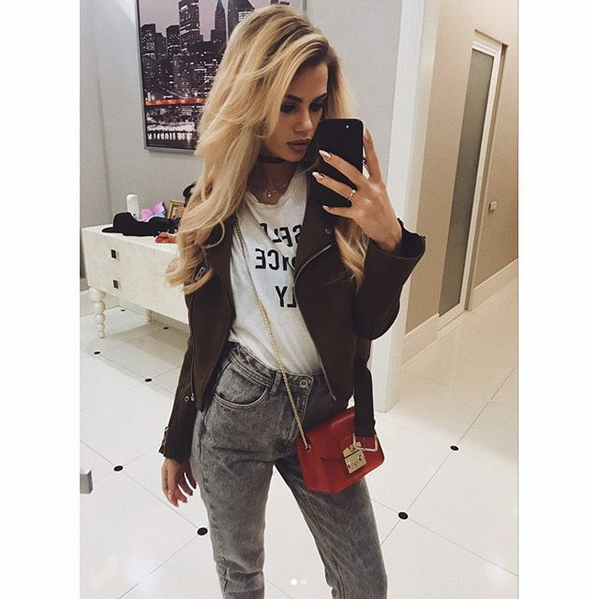 Алена Краснова. Фото Скриншот Instagram: alenaakrasnova
