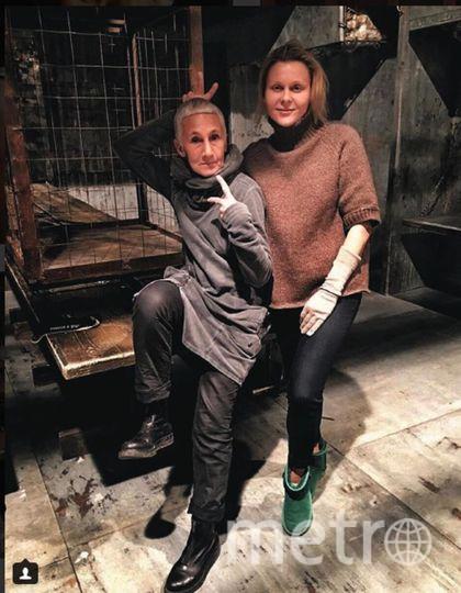 Яна Троянова. Фото https://www.instagram.com/troyanovayana/