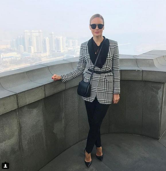 Елена Летучая. Фото Скриншот Instagram: elenapegas