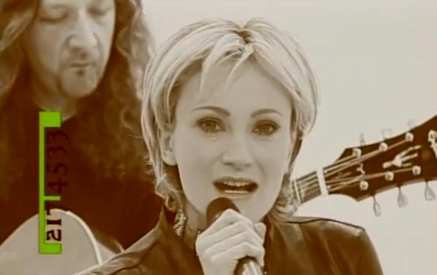 Патрисия Каас в молодости. Фото Скриншот Youtube
