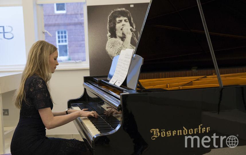 Пианистка. Фото Getty