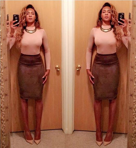 Бриттани Уильямс. Фото Скриншот Instagram: sur__b