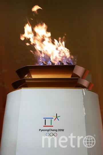 Огонь Зимней Олимпиады-2018 уже путешествует по миру. Фото Getty