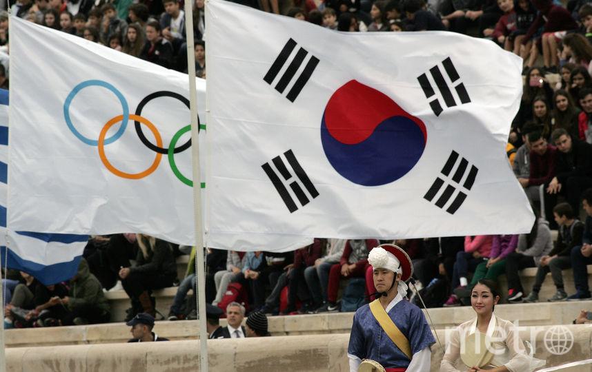 Зимняя Олимпиада-2018 пройдёт в корейском Пхёнчхане. Фото Getty