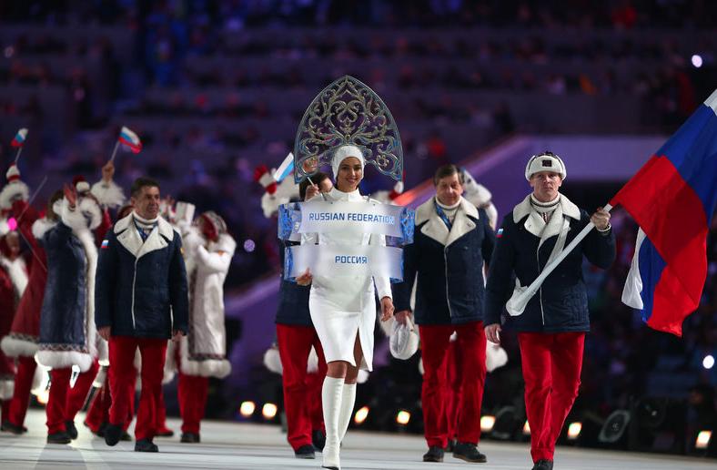 В соцсетях отреагировали на решение МОК об участии в России в Олимпийских играх. Фото Getty