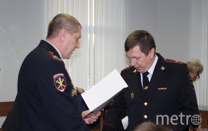 Виктор Кукин проявил неравнодушие и помог найти ребенка. Фото пресс-служба ГУВД Петербурга