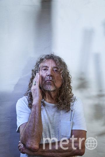 Роберт Плант. Фото предоставлено Warner Music Russia