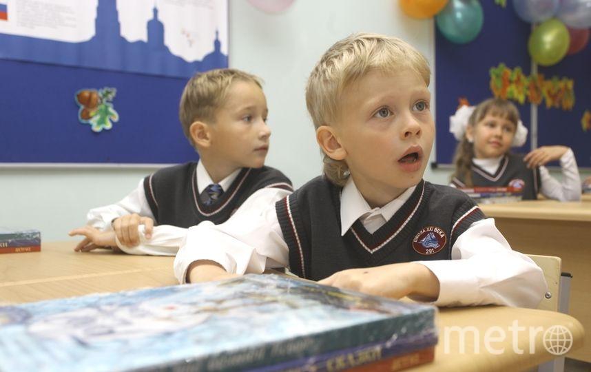 Начинается запись в школы. Фото Интерпресс