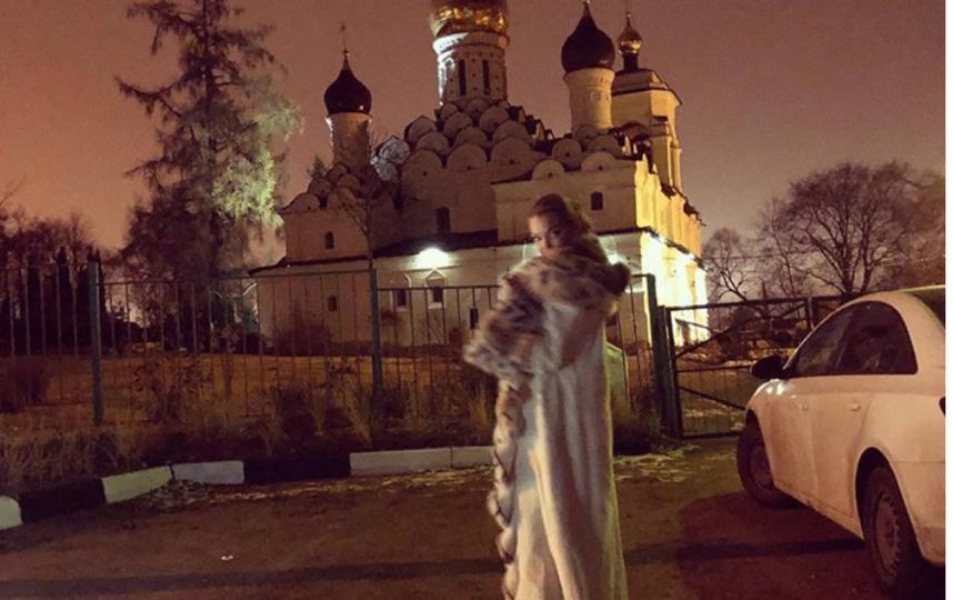 Фото: instagram.com/volochkova_art.