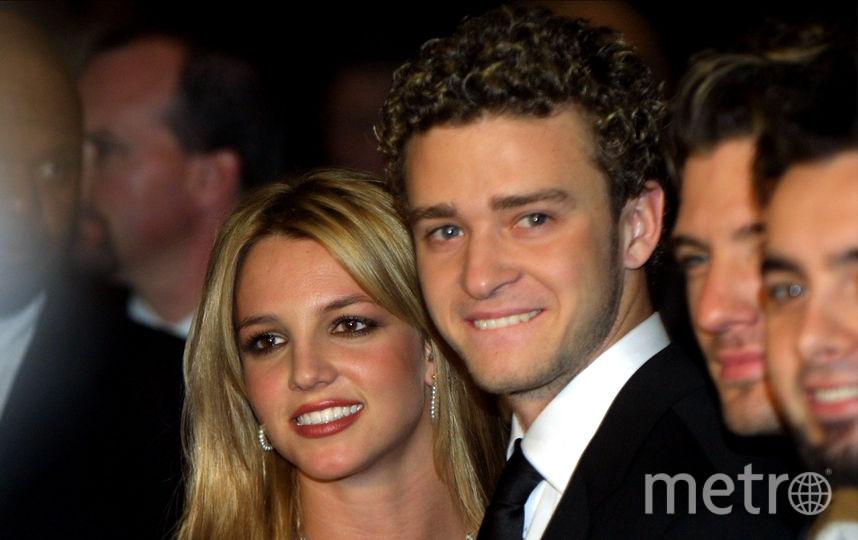 Бритни Спирс и Джастин Тимберлейк в молодости. Фото Getty