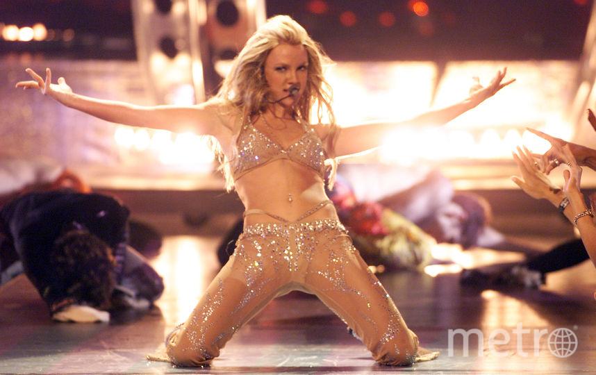 Бритни Спирс сейчас. Фото Getty
