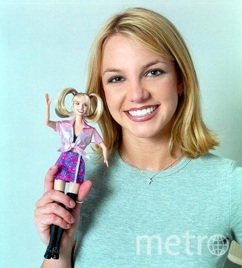 Бритни Спирс в молодости. Фото Getty